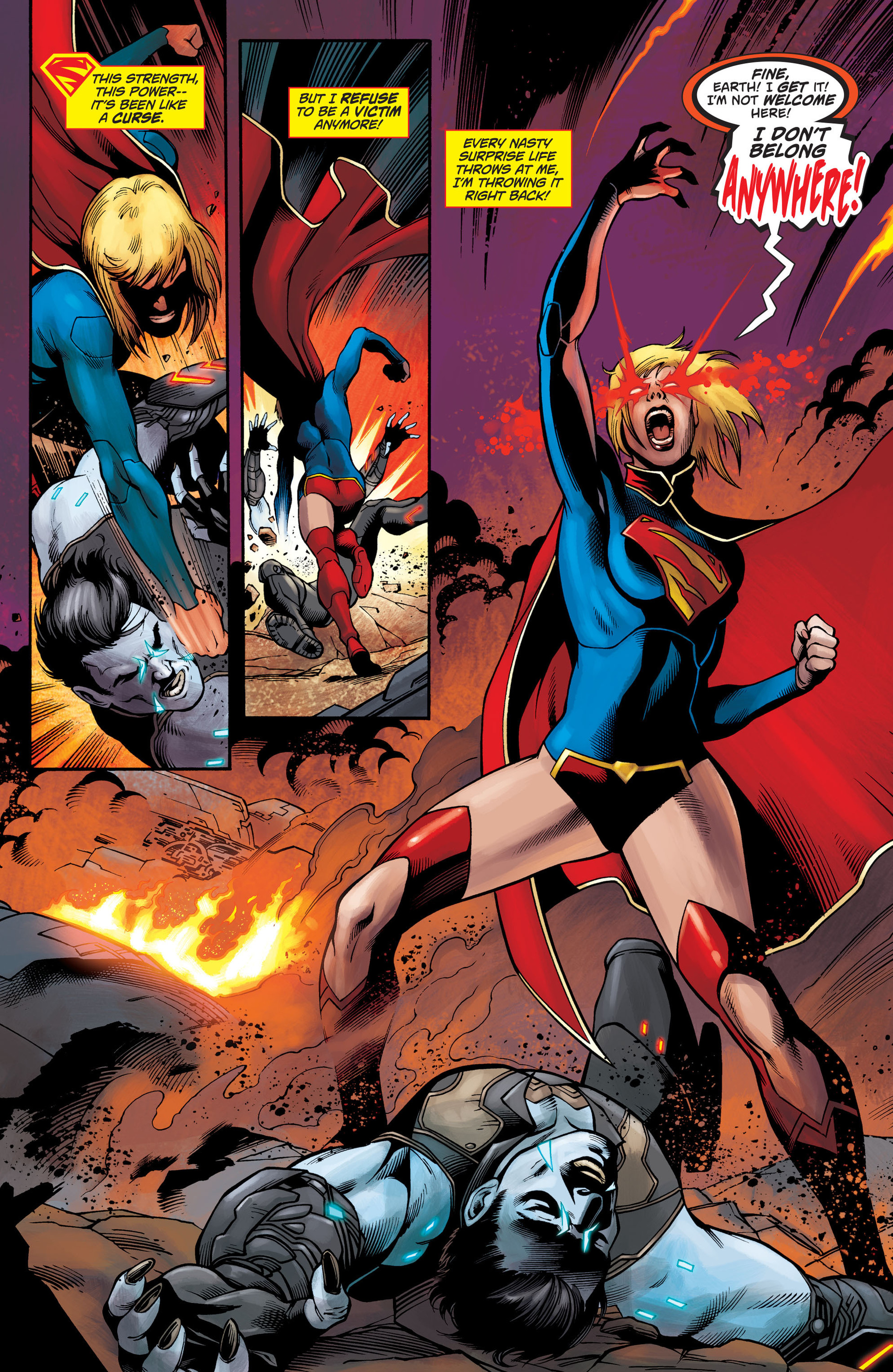 Supergirl (2011) Issue #28 #30 - English 18