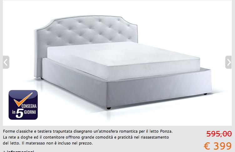 Eva arredamenti il tuo nuovo modo di fare casa letto for Eva arredamenti camerette
