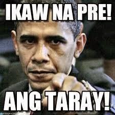 pinoyfunnypictures ikaw na pre ang taray