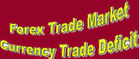 forex trade dificit and currency market trader