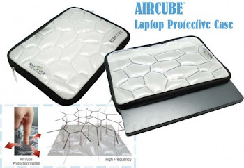 "CENTRUM LINK - ""AIRCUBE LAPTOP PROTECTIVE CASE"""