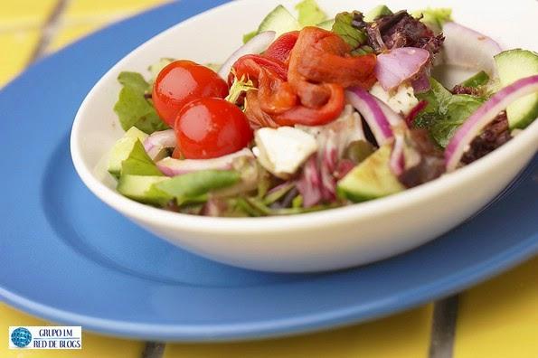Incluye ensaladas en tus comidas