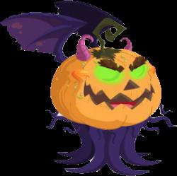 imagen del dragon calabaza malvada