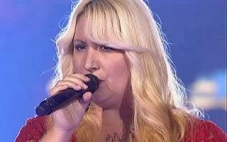 Sandra Rodrigo la voz 2013