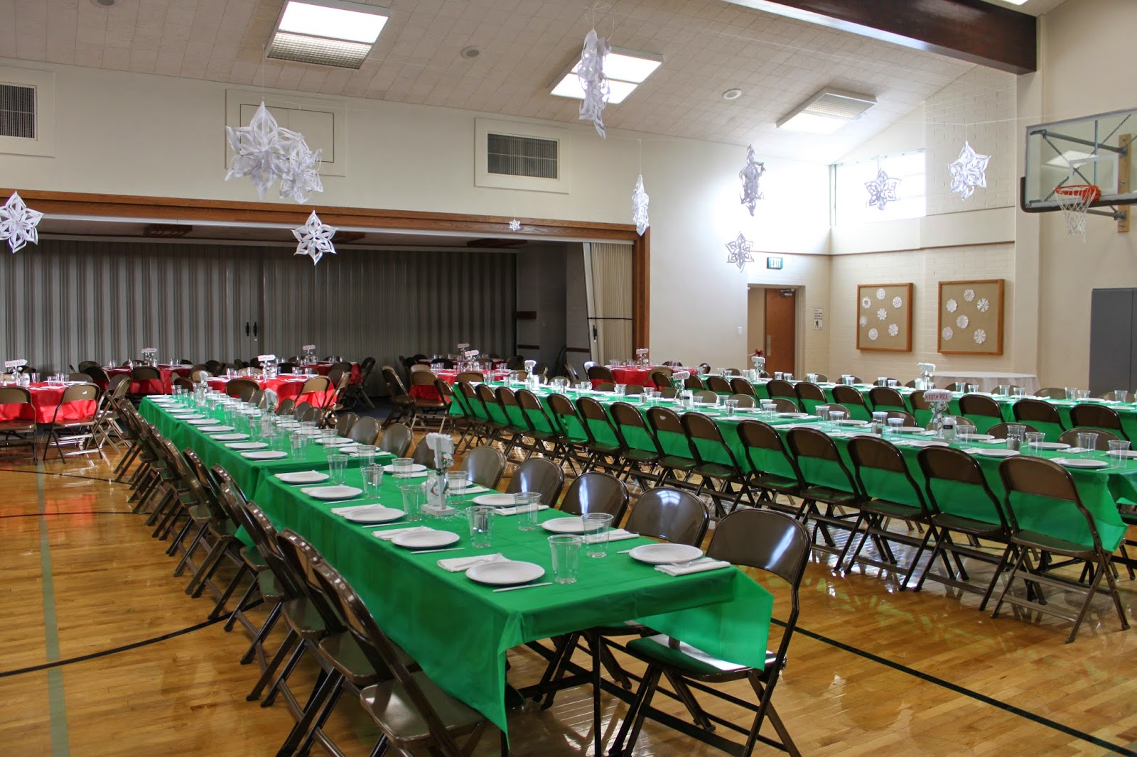 Lds Ward Christmas Party Ideas Part - 38: We Had Our Party On The First Friday In December - Just A Week After  Thanksgiving, But I Knew That I Wouldnu0027t Be Able To Get Anything Else Ready  For ...