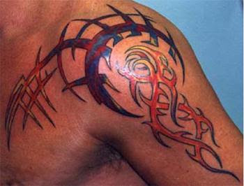 Tribal Tattoos -126