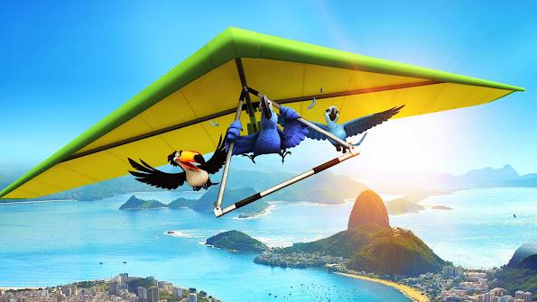 Rio 2 Movie Funny Image 5l