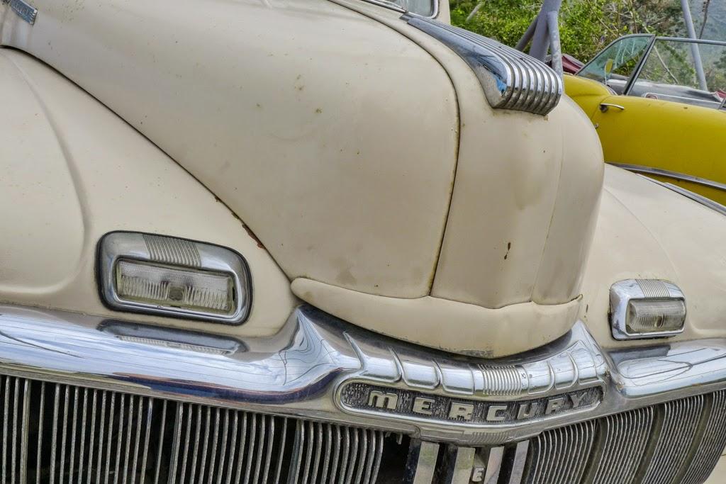Baracoa Car Museum vintage Mercury