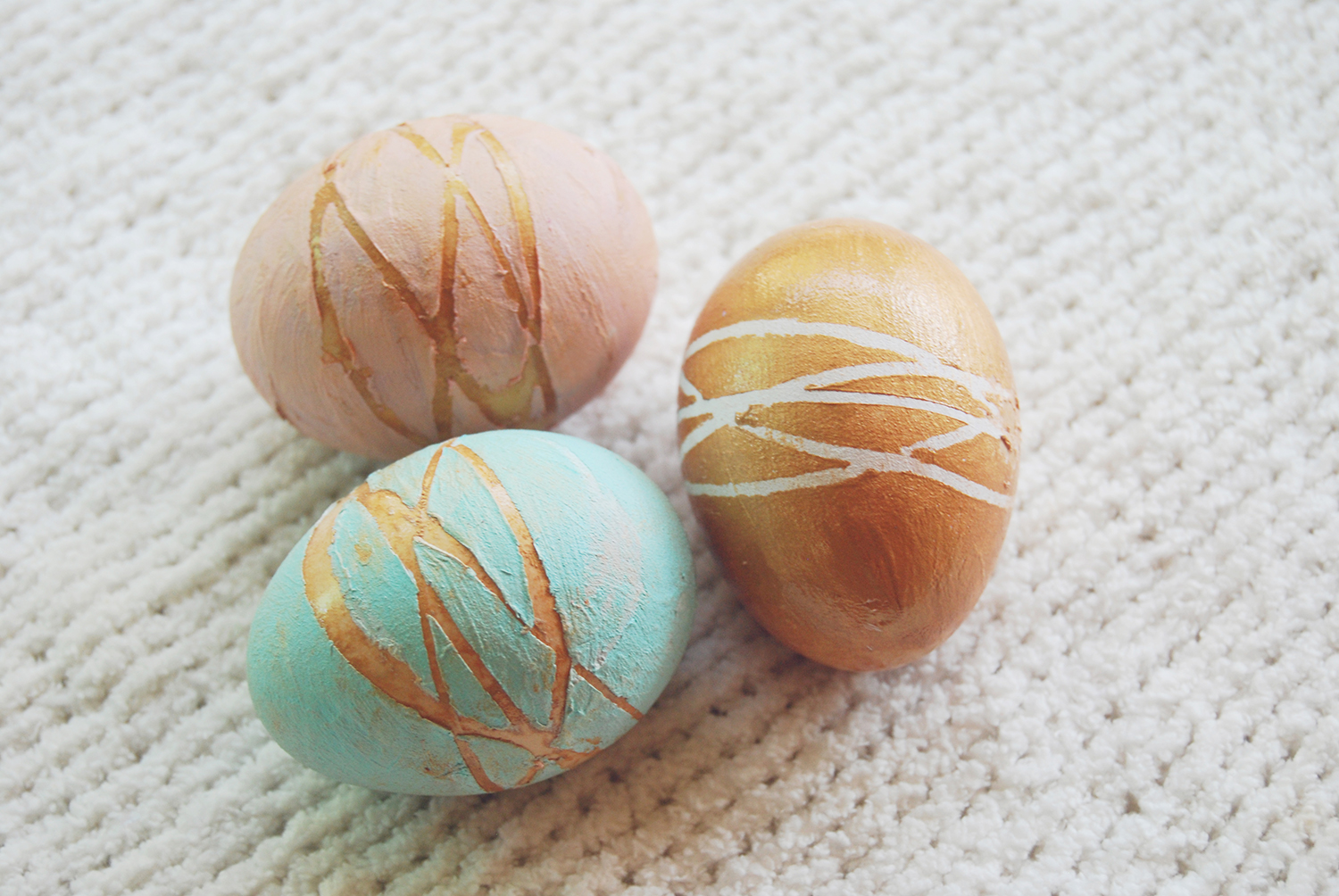 Eggs with Rubber Bands