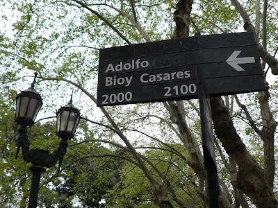 Calle Bioy Casares