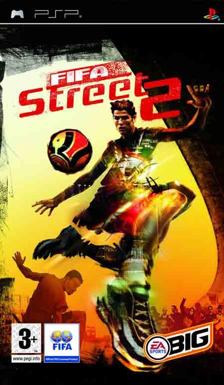 FIFA Street 2 ? PSP