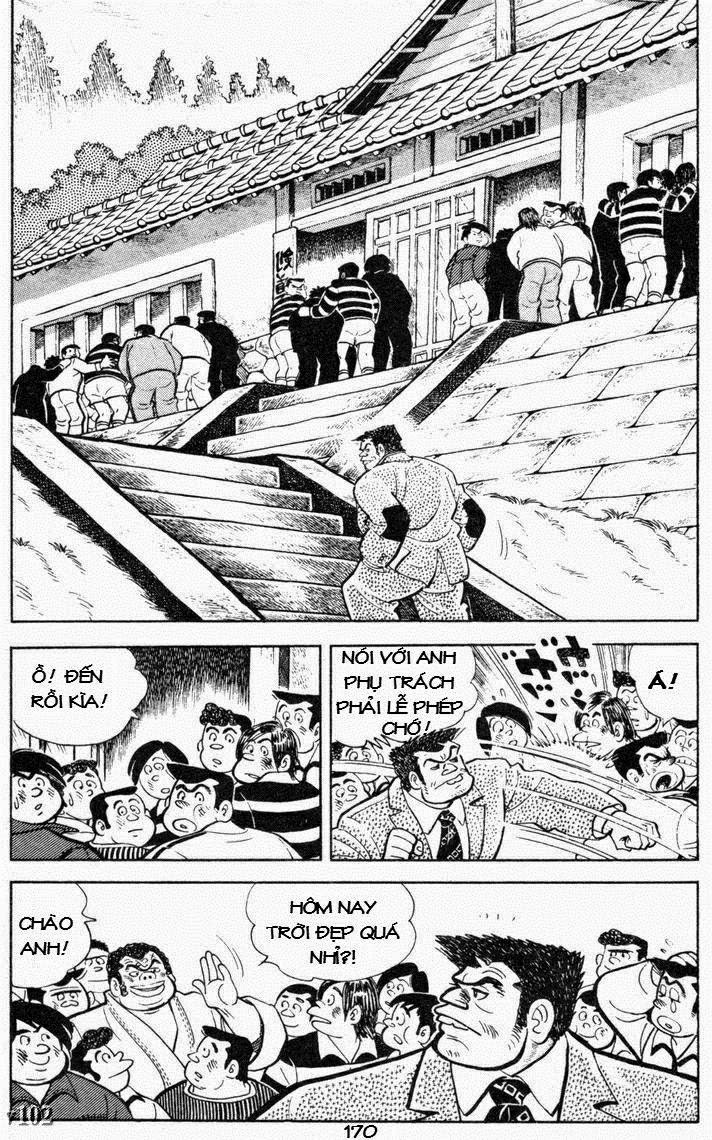 Siêu quậy Teppi chap 96 - Trang 35