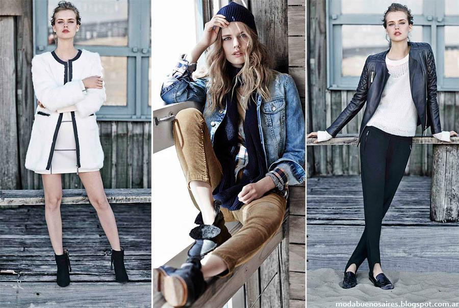 Moda invierno 2015 Paula Cahen Danvers colección otoño invierno 2015.