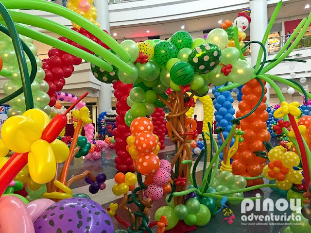 Photos Balloon Festival 2015 At Robinsons Place Manila