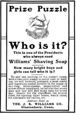 visage abraham lincoln en 1861
