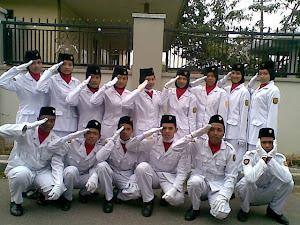 Paskib Angkatan 2011-2012
