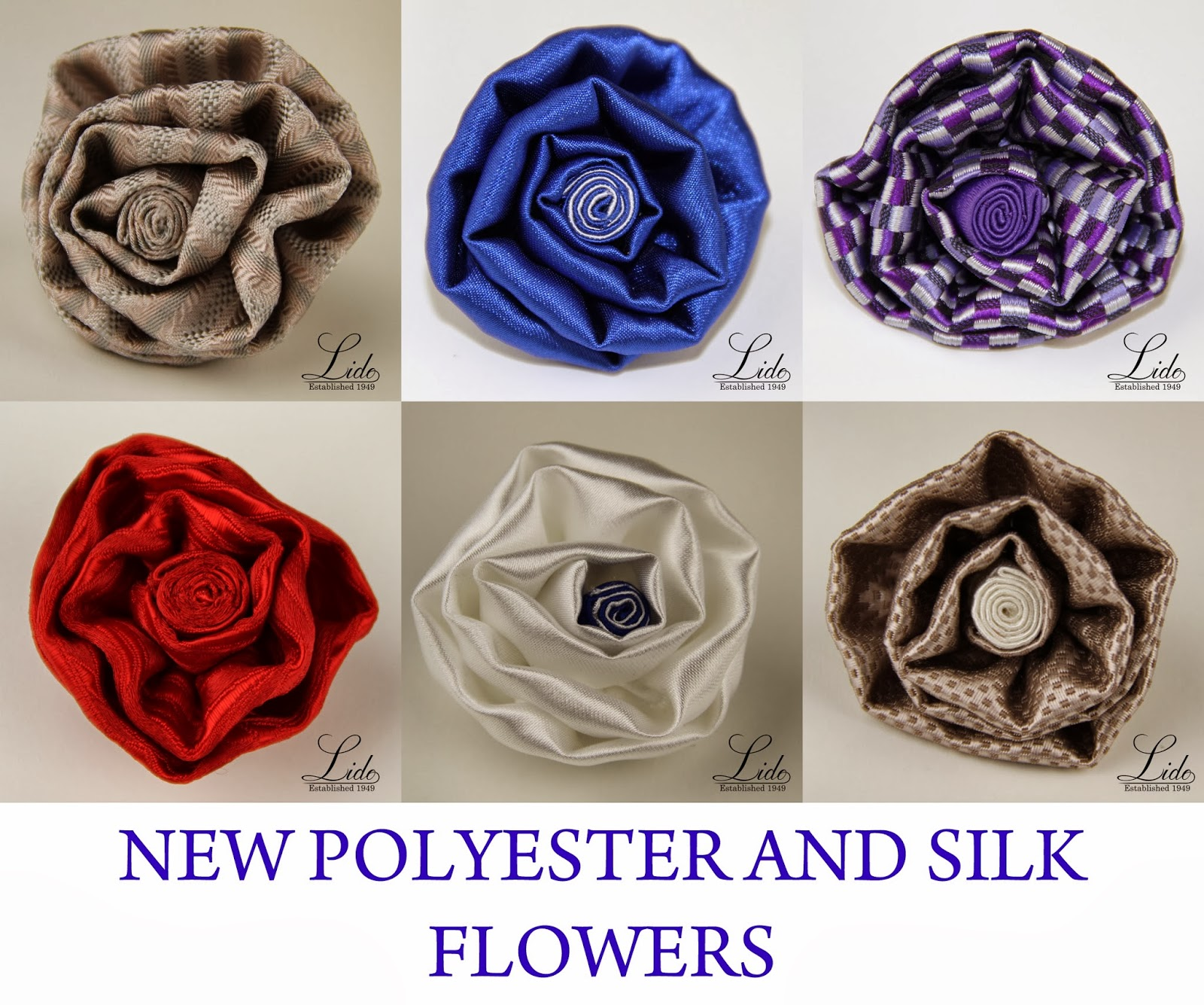 Lido Ties Makers Of Ties And Accessories Polyester And Silk