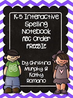 http://www.teacherspayteachers.com/Product/ABC-Order-Interactive-Notebook-FREEBIE-987311
