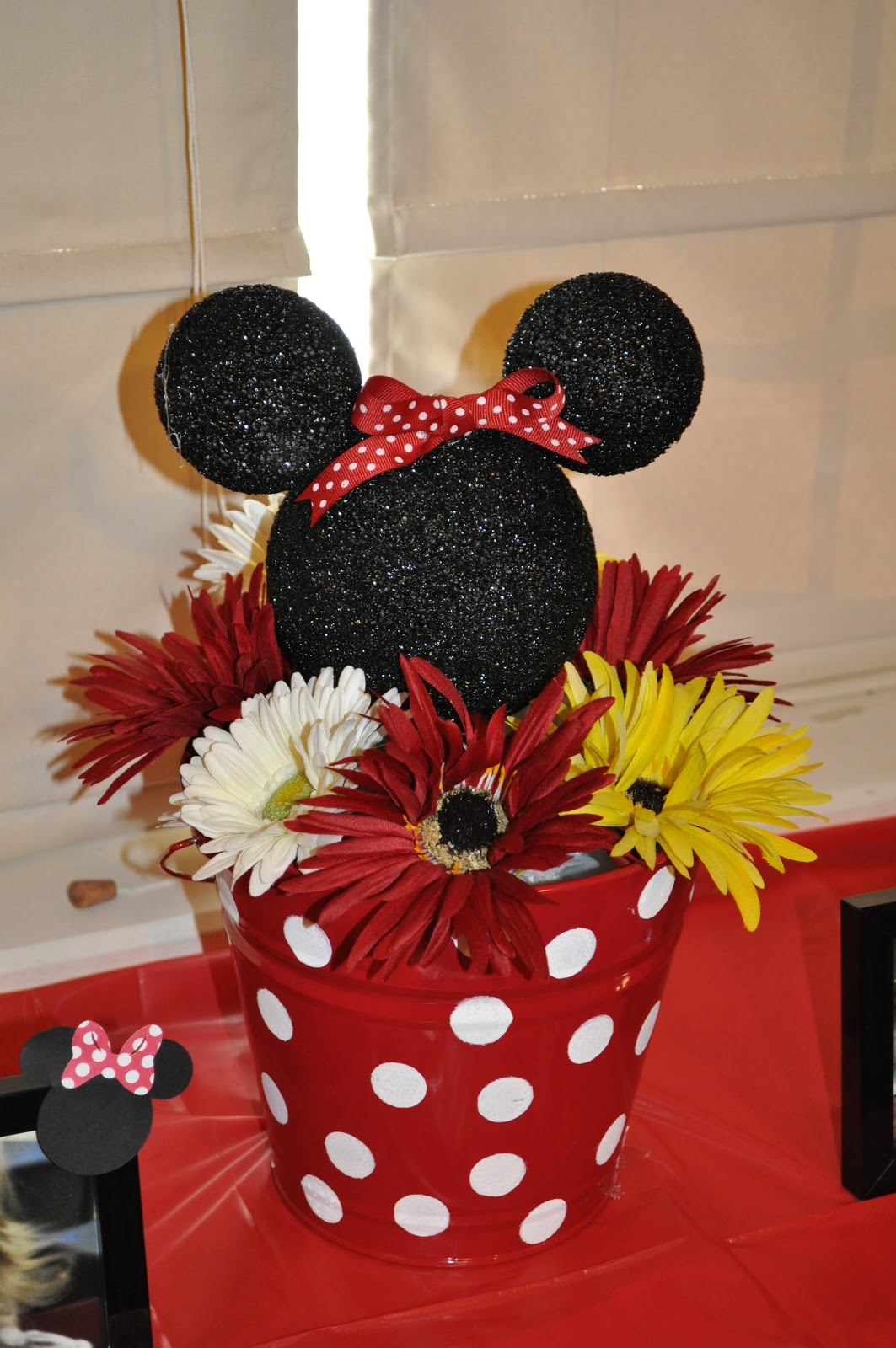 Nehls minnie mouse birthday part