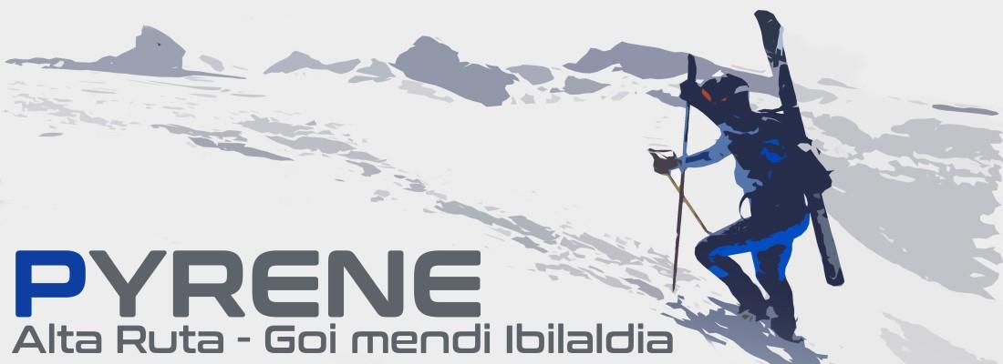V Alta Ruta Pyrene - V. Goi-Mendi Ibilaldia 2017