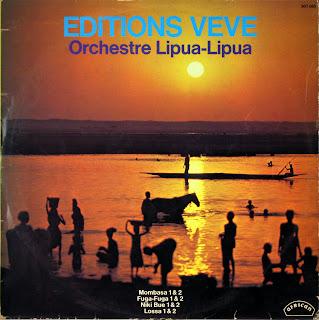 Orchestre Lipua-Lipua - Editions V?v?,african 360.063, 1974
