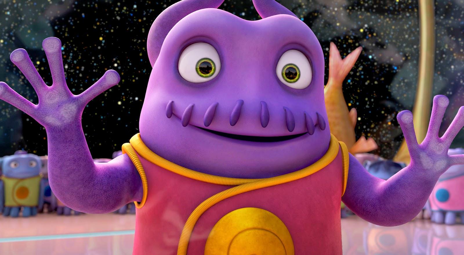 Cortometraje adelanto de 'Home: Hogar, dulce hogar', lo nuevo de DreamWorks. MÁS CINE. Noticias. Making Of