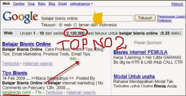 Rahasia Search Engine Review