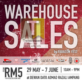 Brooks Running Warehouse Sale