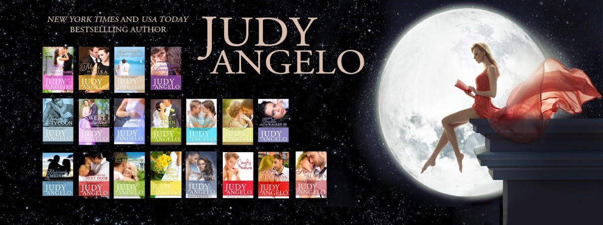Judy Angelo - NYT and USA Today best-selling author