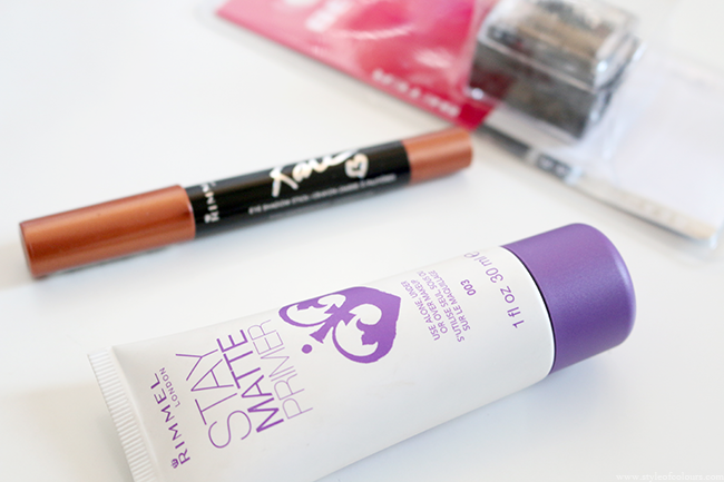 New in: Rimmel Beauty Bits