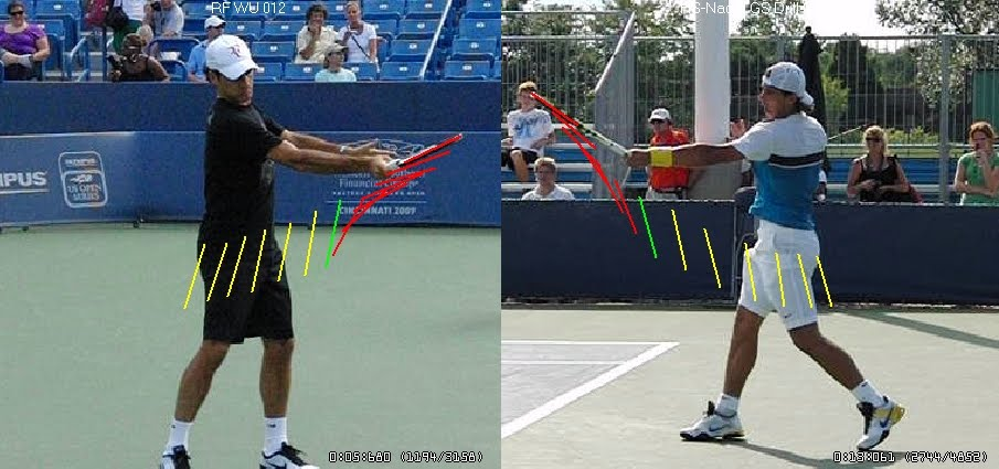 how to hit low underspin ball tennis