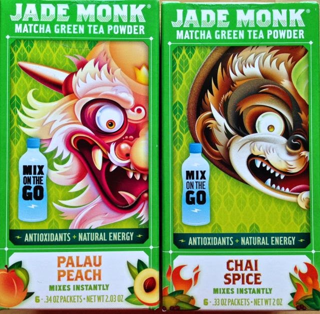 "... : Jade Monk Matcha Green Tea Powde r - ""Palau Peach"" & &quo..."