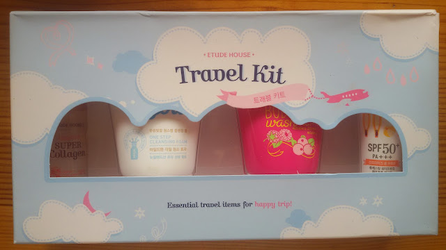 Etude House Travel Kit