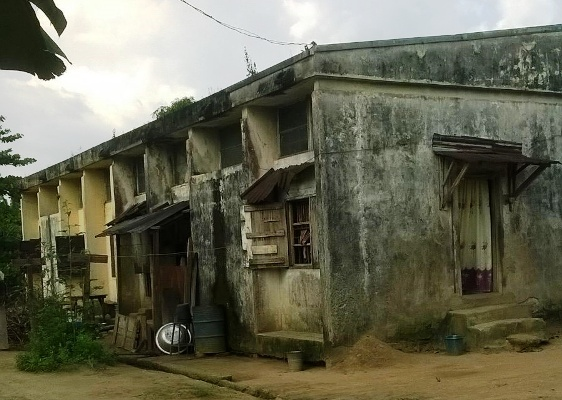 Eyesore Photos Of Federal Government College Port Harcourt