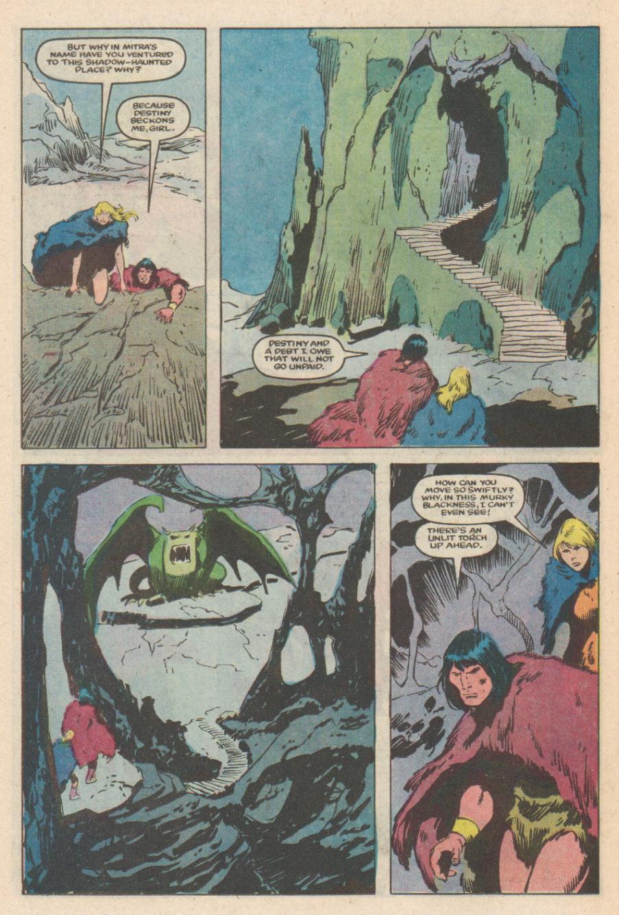 Conan the Barbarian (1970) Issue #169 #181 - English 17