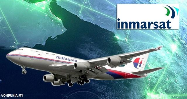 Data MH370 Inmarsat: Matematik & Fizik tak salah - pakar komunikasi