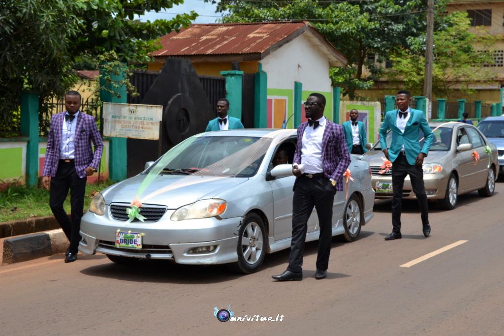 2 Ebonyi Corpers Finally Wed, See Wedding Photos DSC_0302