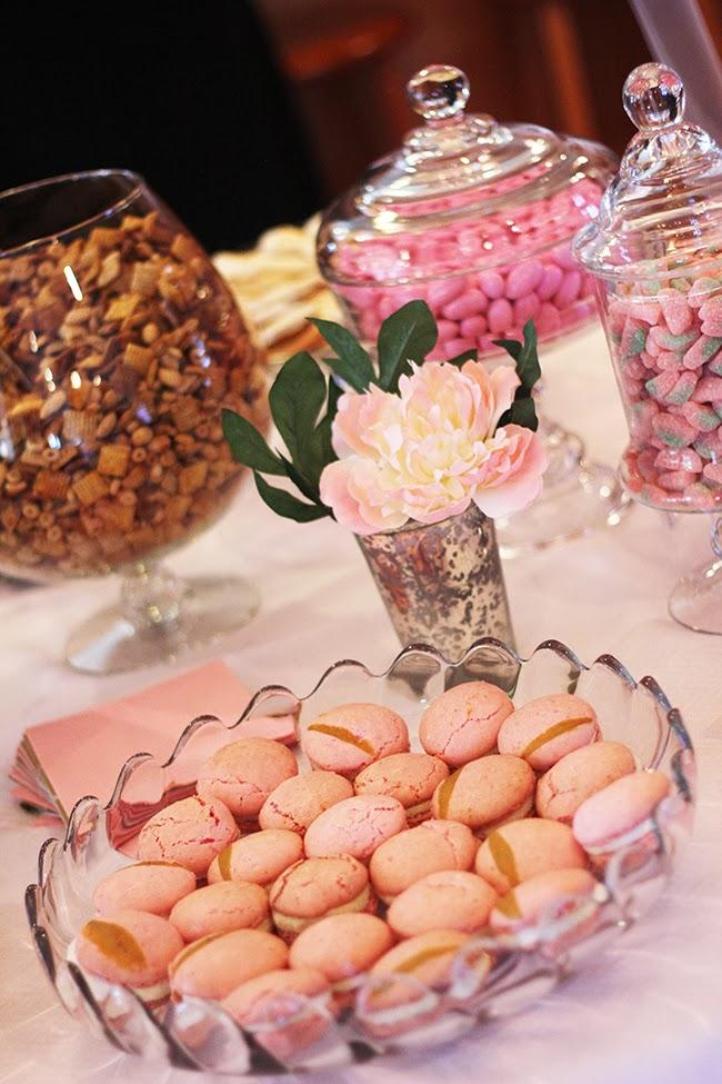 a pink gold bridal shower best wedding blog