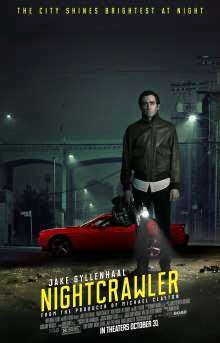 Nightcrawler (2014) English Movie Poster