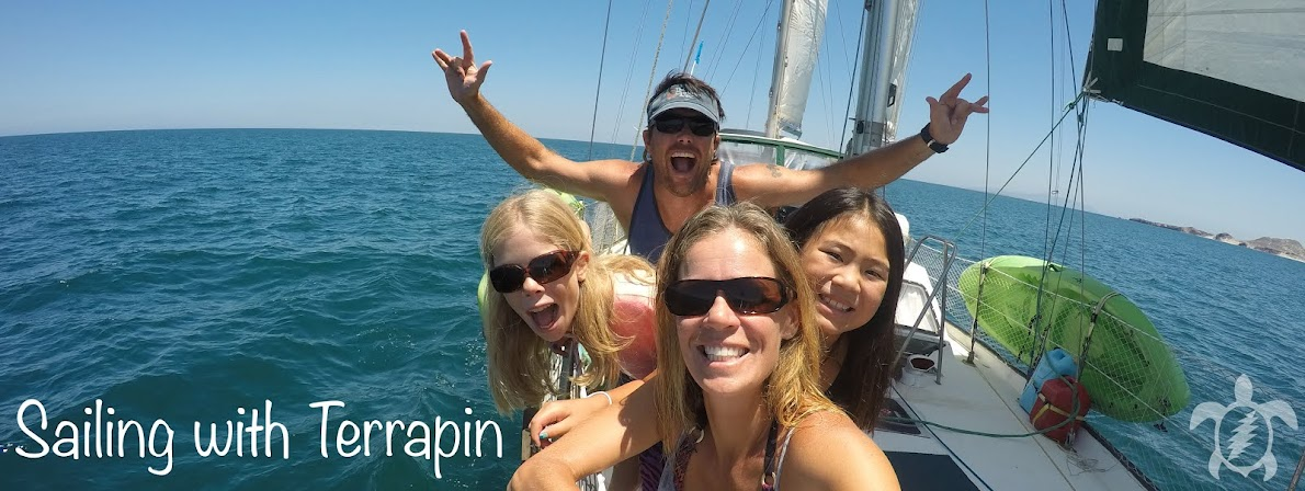 Sailing with Terrapin