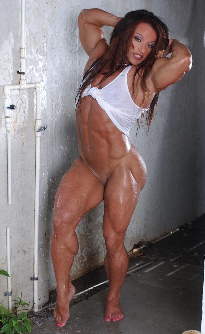 Colette Guimond Muscle Nude