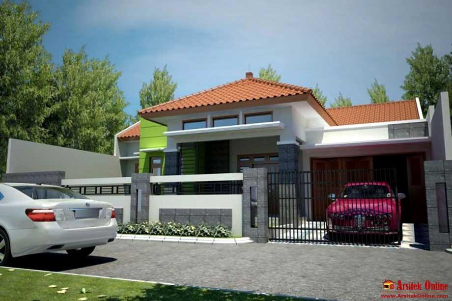 Desain Arsitek Rumah Minimalis Modern