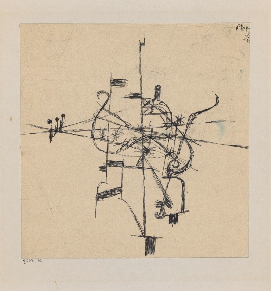 Image result for paul klee music
