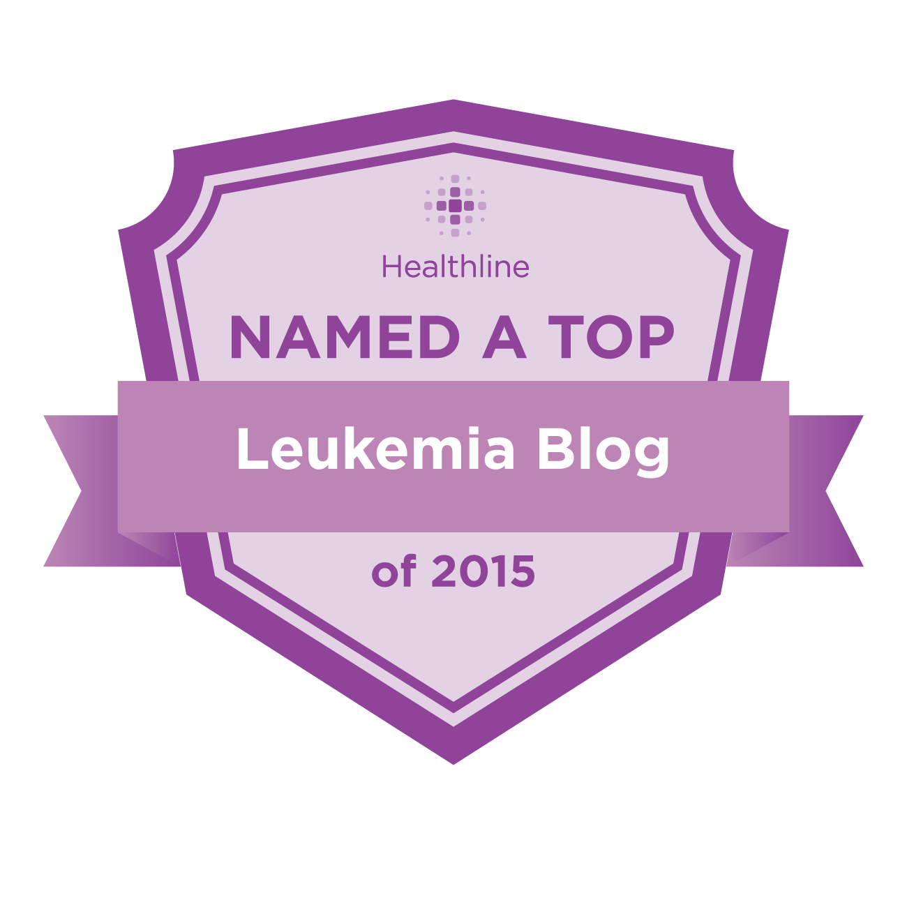 Healthline named this a top Leukemia Blog!