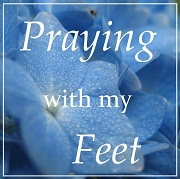 Praying with my Feet