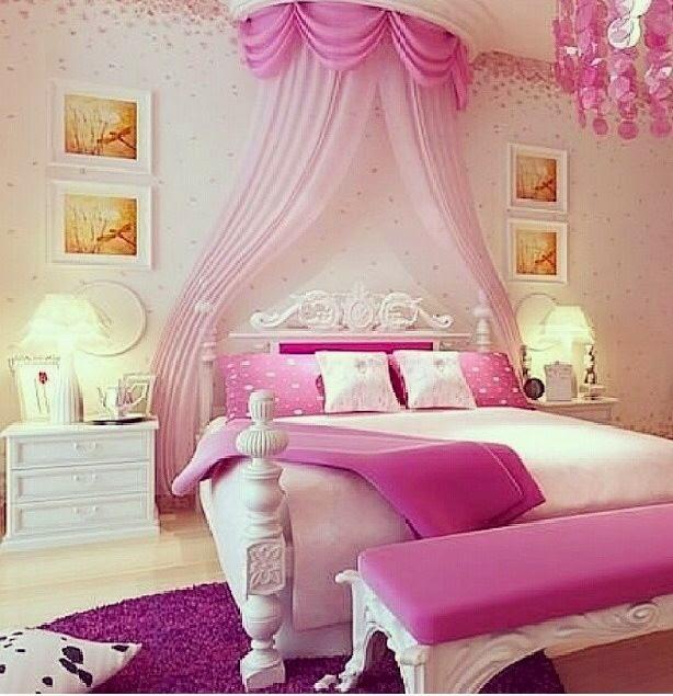 pembe-yatak-odası