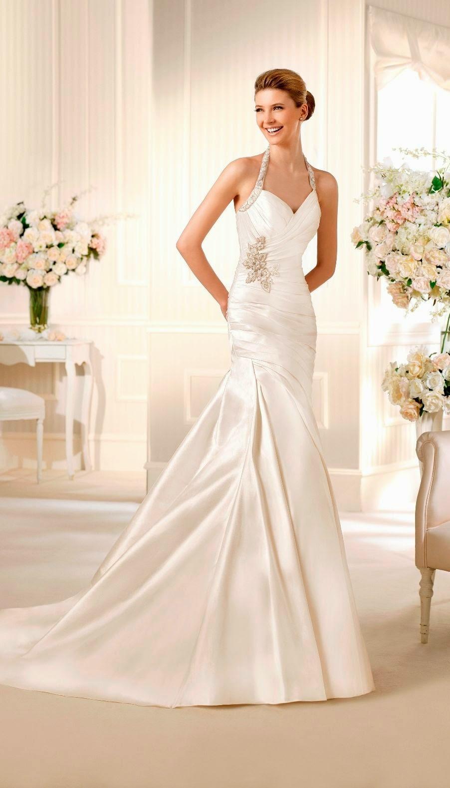 Hochzeitskleider Eddy K 2015