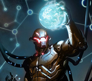ultron,illustration