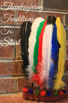 Thanksgiving Traditions to Start #Thanksgiving