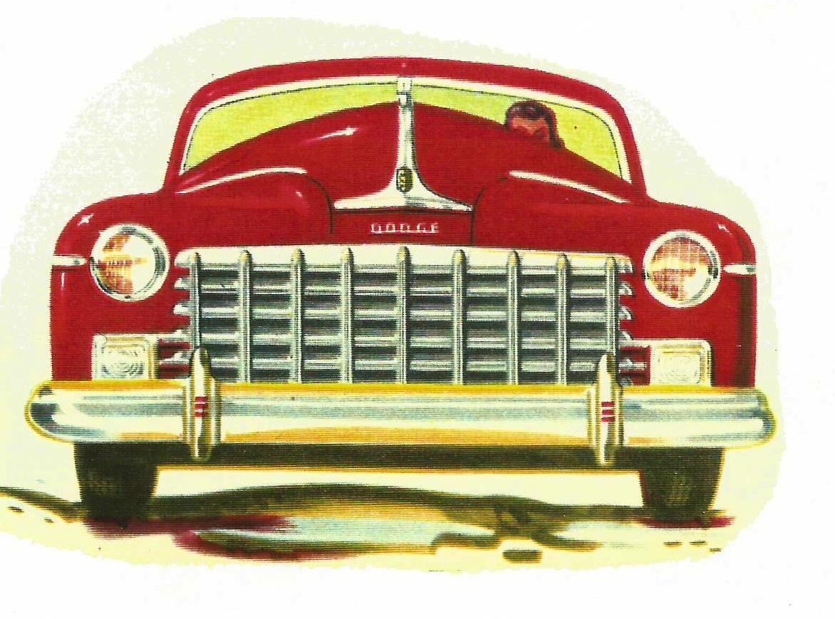 Old Cars Canada: 1948 Dodge Custom